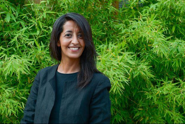 Karima Delli aux journées d'été d'Europe Ecologie-Les Verts en août dernier.