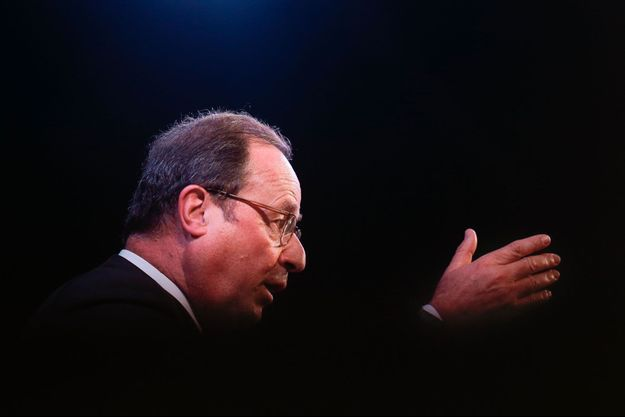 François Hollande à Lormont, en Gironde, le 17 novembre (photo d'illustration).