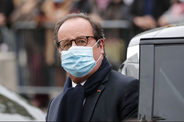 François Hollande, début octobre à Paris.