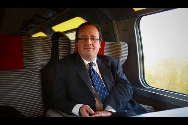 François Hollande parcourt la France, prochains déplacements : Dijon, Chartres, Cherbourg.