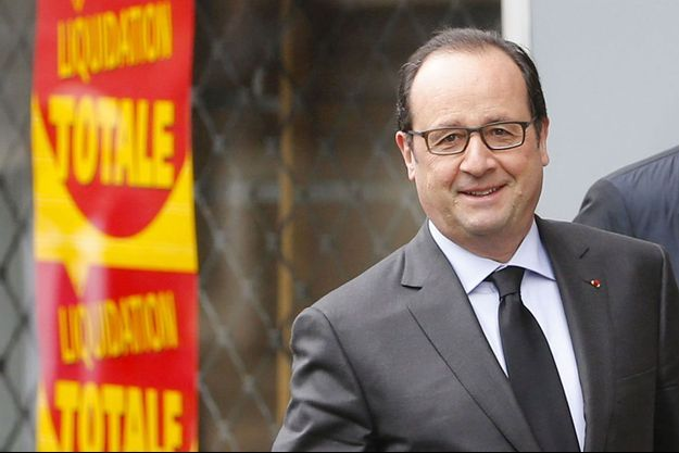 François Hollande dimanche à Tulle.
