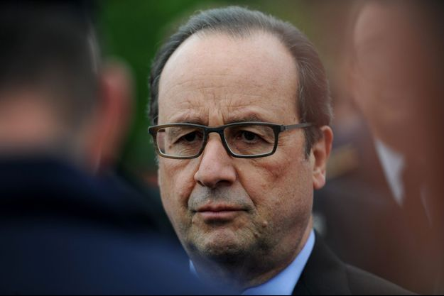 François Hollande, samedi dernier, à Romorantin-Lanthenay.