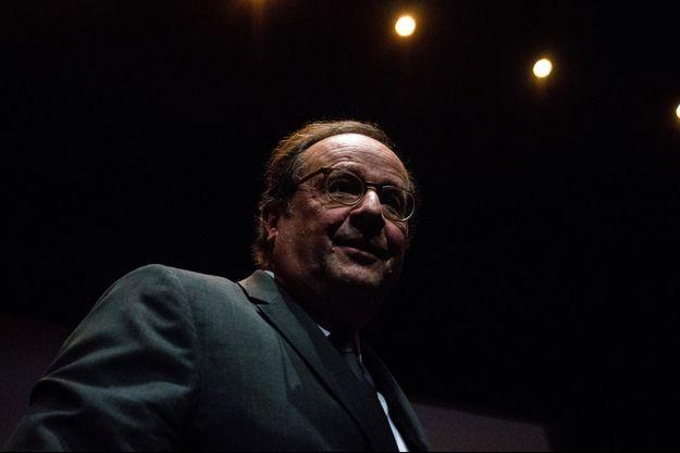 François Hollande ici fin octobre à Rennes