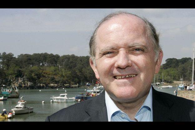 François Goulard en 2007.