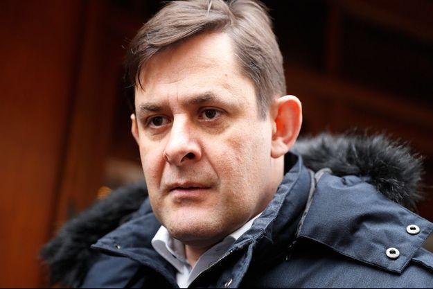 Le conseiller régional socialiste François Kalfon.