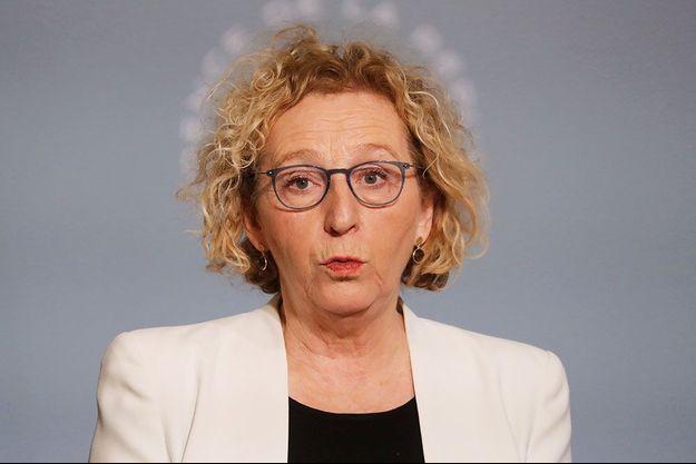 Muriel Pénicaud, ici à l'Elysée le 1er avril.
