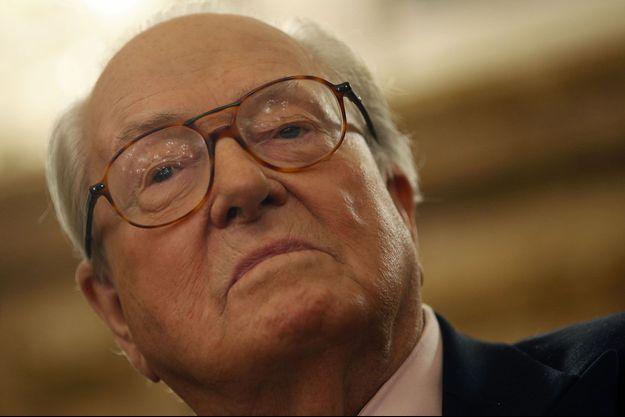Jean-Marie Le Pen.