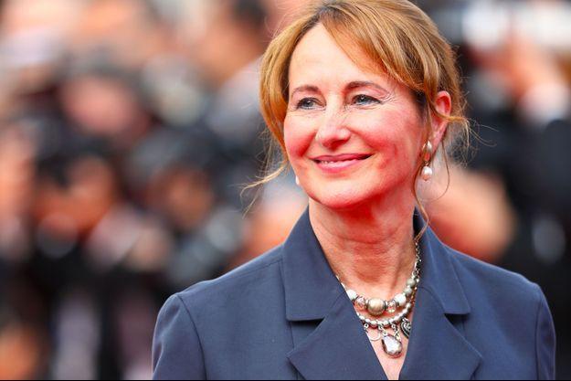 Ségolène Royal au Festival de Cannes en mai 2017.