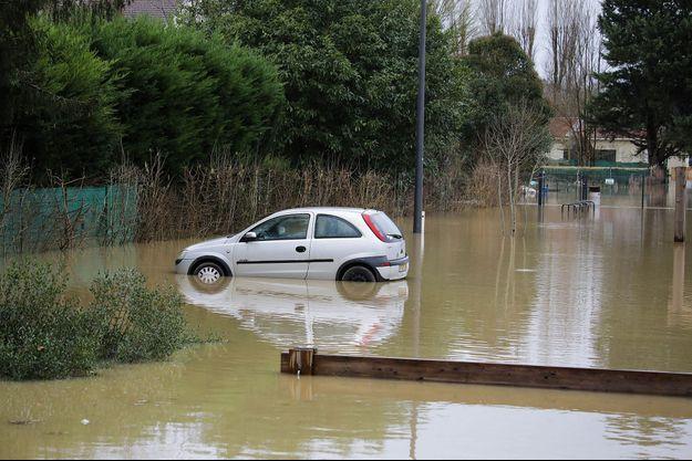 Cadillac, en Gironde.
