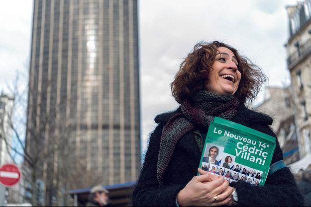 Isabelle Saporta avait soutenu Cédric Villani.