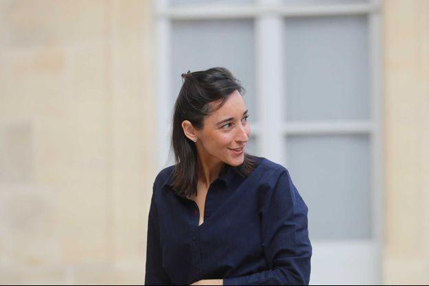 Brune Poirson à l'Elysée, le 29 juin 2020.