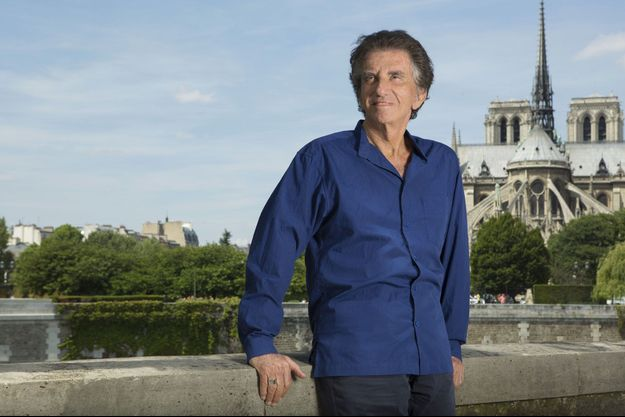 Jack Lang à Paris, au mois de juin.