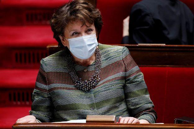 La ministre de la Culture Roselyne Bachelot, ici le 16 mars à l'Assemblée nationale.