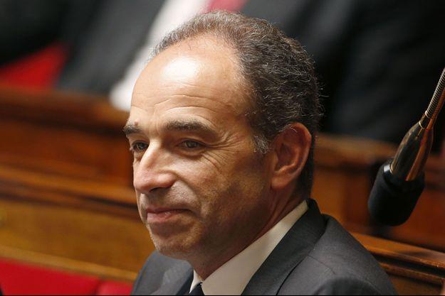 Jean-François Copé à l'Assemblée nationale en octobre 2014.