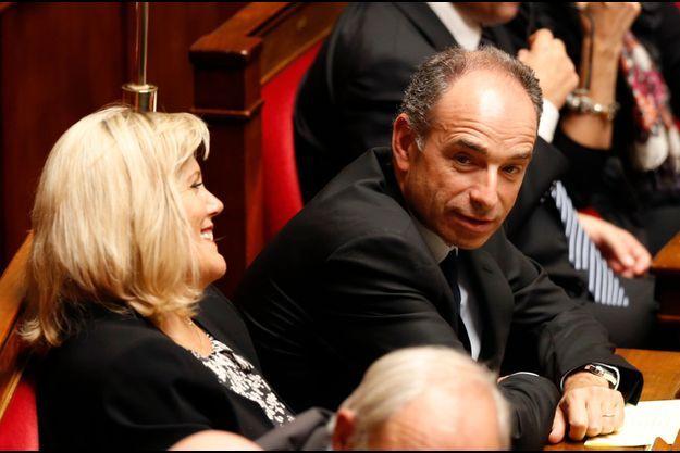Jean-François Copé à l'Assemblée nationale en novembre 2014.