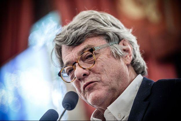Jean-Louis Borloo, le 8 octobre 2020.