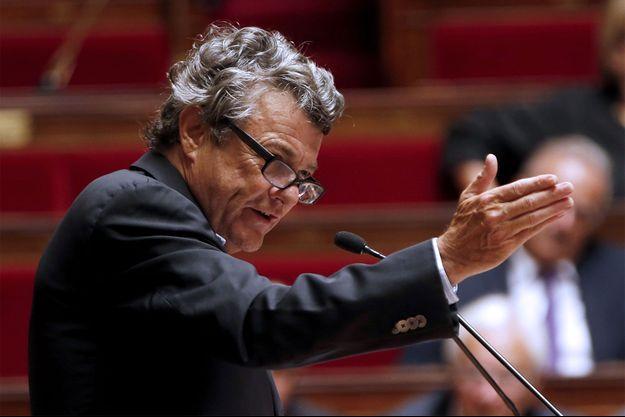 Jean-Louis Borloo met un terme à ses fonctions politiques.