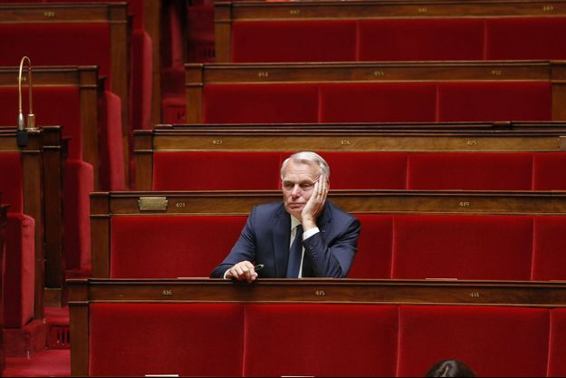 Jean-Marc Ayrault à l'Assemblée nationale en mai dernier.