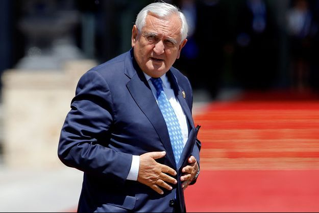 Jean-Pierre Raffarin quitte la vie politique.
