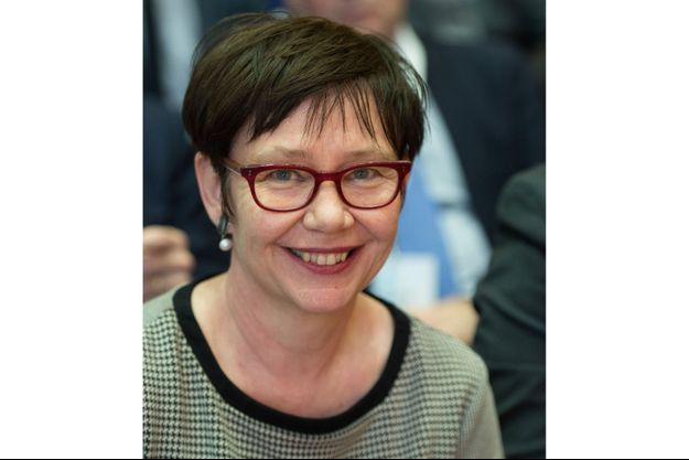 Odile Renaud-Basso, nouvelle présidente de la Berd