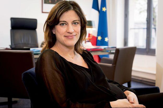 Juliette Méadel répond aux questions de Paris Match.