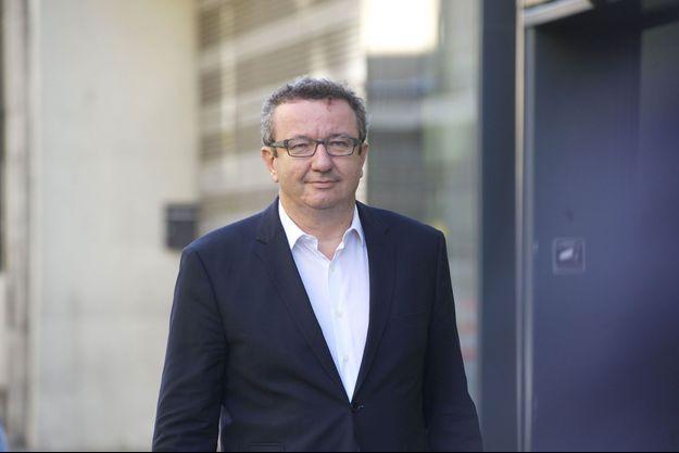Christian Paul, député socialiste chef de file des frondeurs, en septembre dernier.