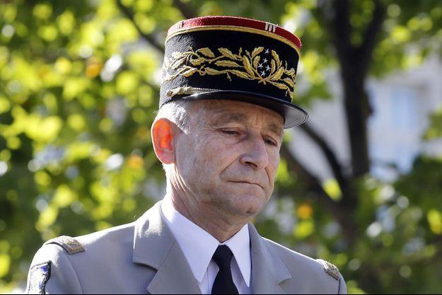 L'ancien chef d'état-major des armées Pierre de Villiers