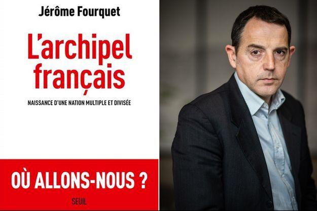 """Jérôme Fourquet récompensé pour """"L'archipel français"""" ."""