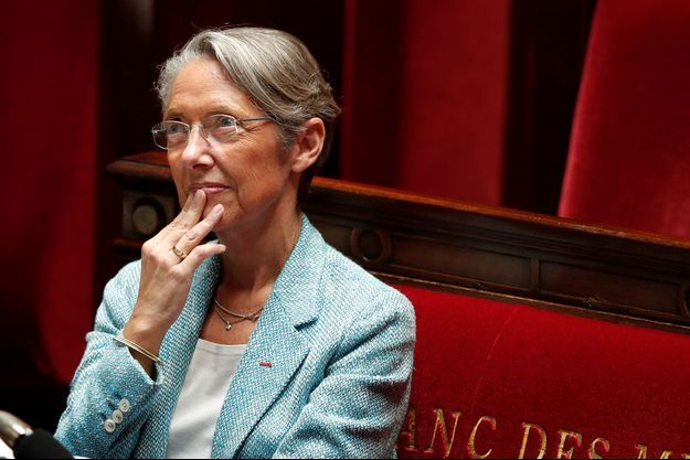 Elisabeth Borne, ici à l'Assemblée nationale en juin 2018.