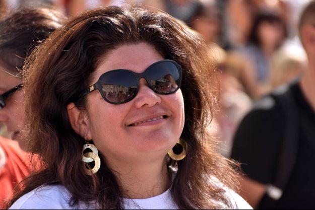 Raquel Garrido (photo d'illustration)