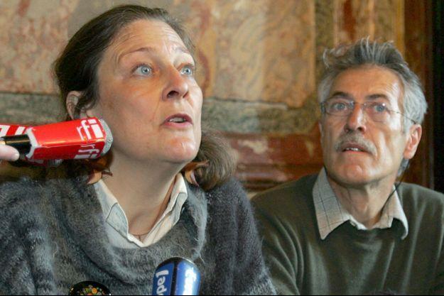 Hélène Lipietz en mars 2007.