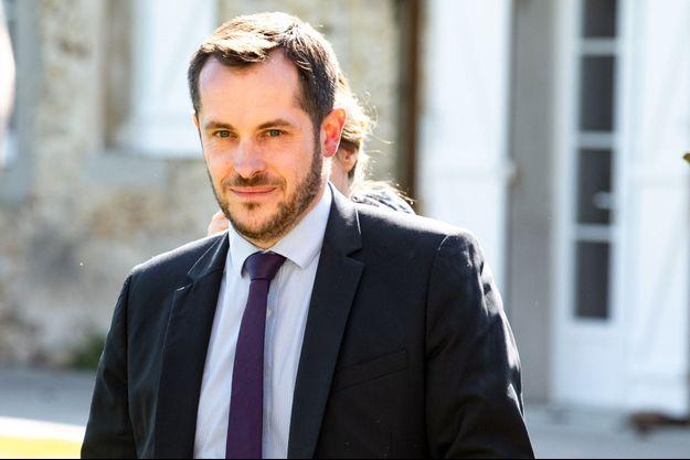 Nicolas Bay, ici en mars 2019 lors de la campagnes pour les élections européennes.
