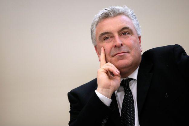 L'ancien ministre des Transports Frédéric Cuvillier ici en 2014