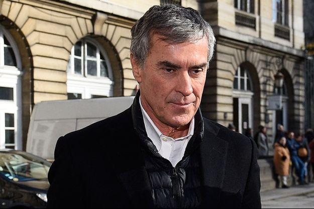 Jérôme Cahuzac, ici à Paris en 2018.