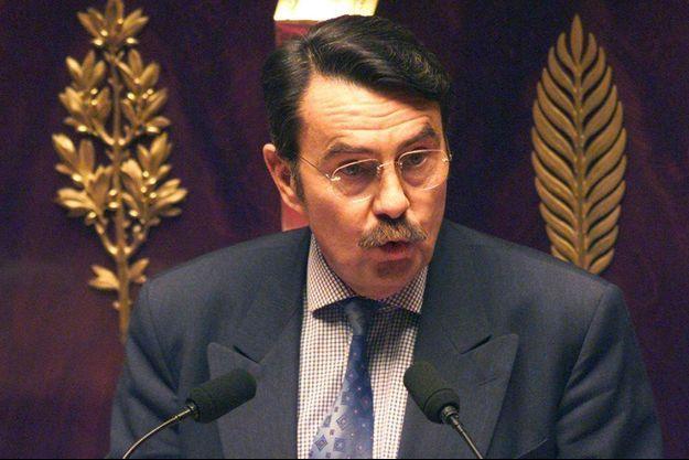 Jean-Pierre Michel, ici en 1998.