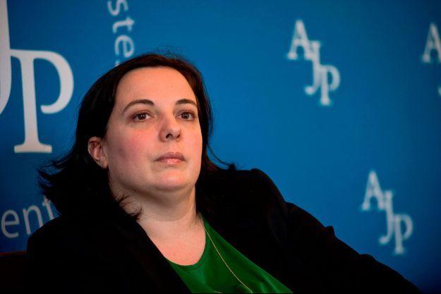 Emmanuelle Cosse, secrétaire nationale d'Europe Ecologie - Les Verts.