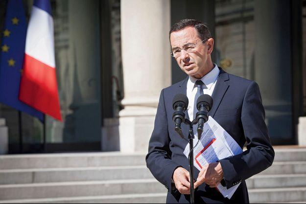 Bruno Retailleau dirige le groupe Les Républicains au Sénat