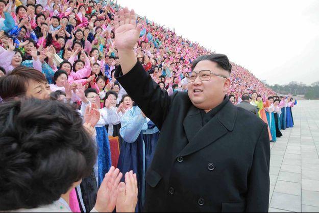 Kim Jong-un (photo d'illustration)