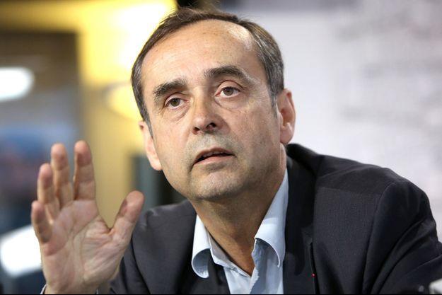 Robert Ménard, le maire de Béziers, photographié en août dernier.