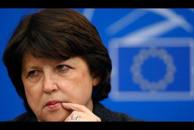 Martine Aubry tente de mobiliser son parti après les élections européennes