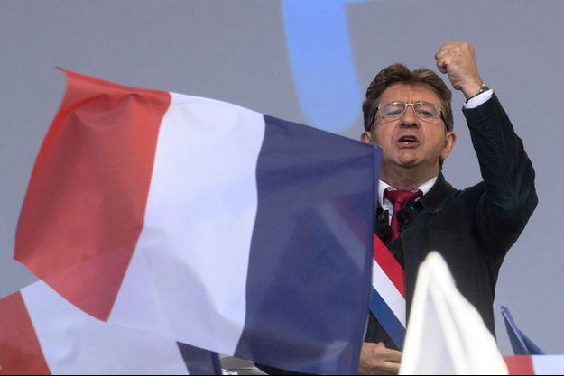 Ce sont les dépenses en campagne de Jean-Luc Mélenchon qui ont provoqué des remous au sein de la la commission des comptes de campagne (photo d'illustration)