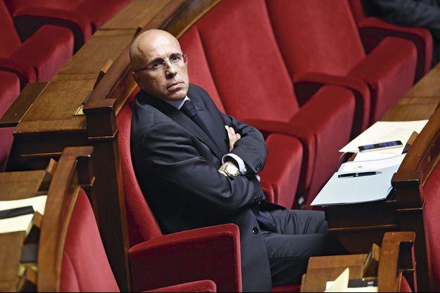 Eric Ciotti, président du conseil départemental des Alpes-Maritimes.