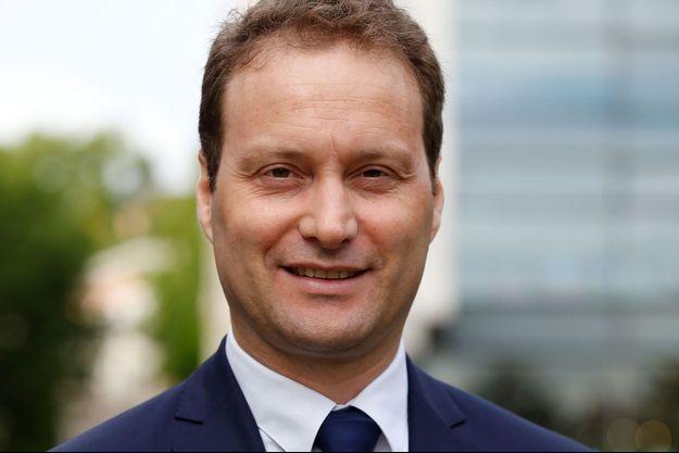 Sylvain Maillard à Paris, en mai dernier.