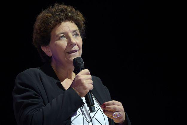 Frédérique Vidal, ici à Paris début octobre.