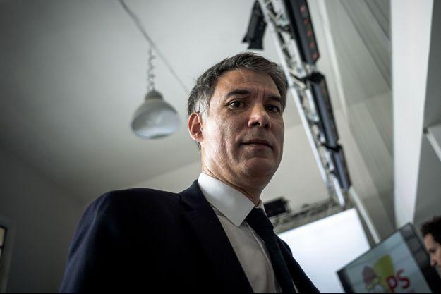 Le premier secrétaire PS Olivier Faure.