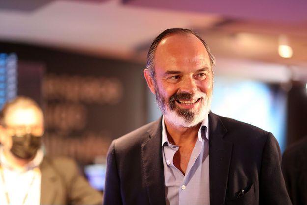 Edouard Philippe le 31 août 2021 à Lille.