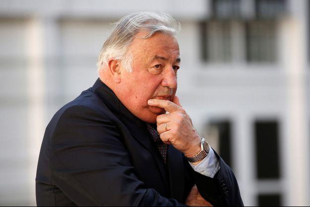 Gérard Larcher, ici en juillet 2017.