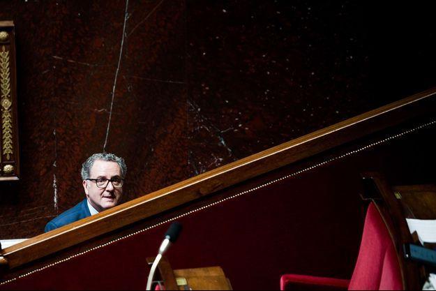 Richard Ferrand à l'Assemblée nationale le 1er août dernier.