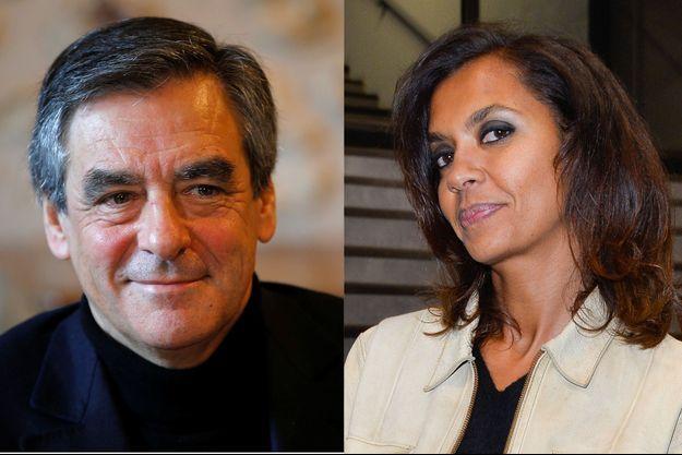 Karine Le Marchand a pris la défense de François Fillon, soupçonné d'emplois fictifs visant sa femme Penelope.
