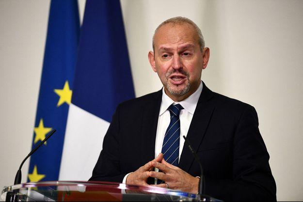 Jérôme Salomon.